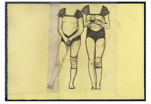 "Sarah McKiel, ""Gymnasts"", 2007"