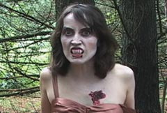 """Jillian Mcdonal """"Vampire Hunting"""" 2007"""