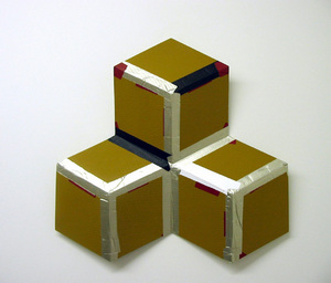 Ivin Ballen, Untitled (cubes)
