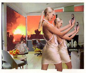 "Martha Rosler, ""Photo Op"", 2004"