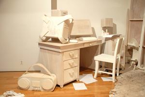 """Jade Townsend, """"YARDSALE"""", installation view"""