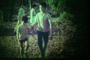"Akram Zaatari, ""Video in Five Movements"", 2006."