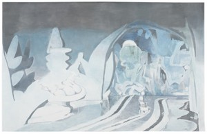 """Luc Tuymans, """"Wonderland,"""" 2007"""