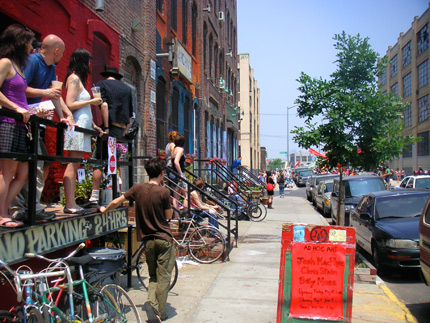 Bushwick Open Studios and Arts Festival