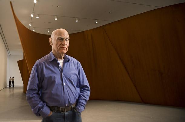 Richard Serra, via Time Inc.