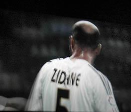 Douglas Gordon and Phillipe Parreno, Zidane, A 21st Century Portrait, 35mm film in color, 93:00.