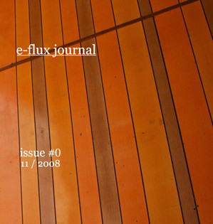 Journal, e-flux