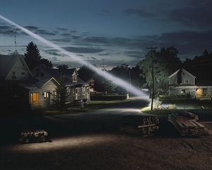 Gregory Crewdson, Untitled from the series 'Twilight', 2001, digital photographic print, 60 x 48 in.