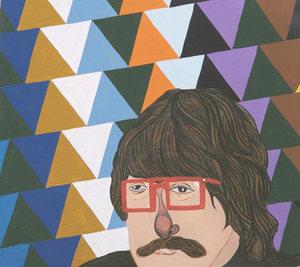 """Joshua Rickards, """"Sterling Morrison"""". Via gallery website."""