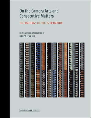 "Reproduced cover image of ""On the Camera Arts and Consecutive Matters,"" 2009, MIT Press."