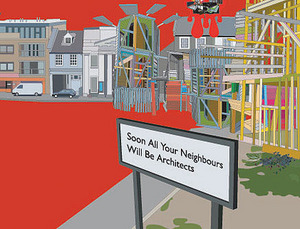Nils Norman, <i>The Homerton, Playscape Multiple Struggle Niche</i>, 2005, preview card.